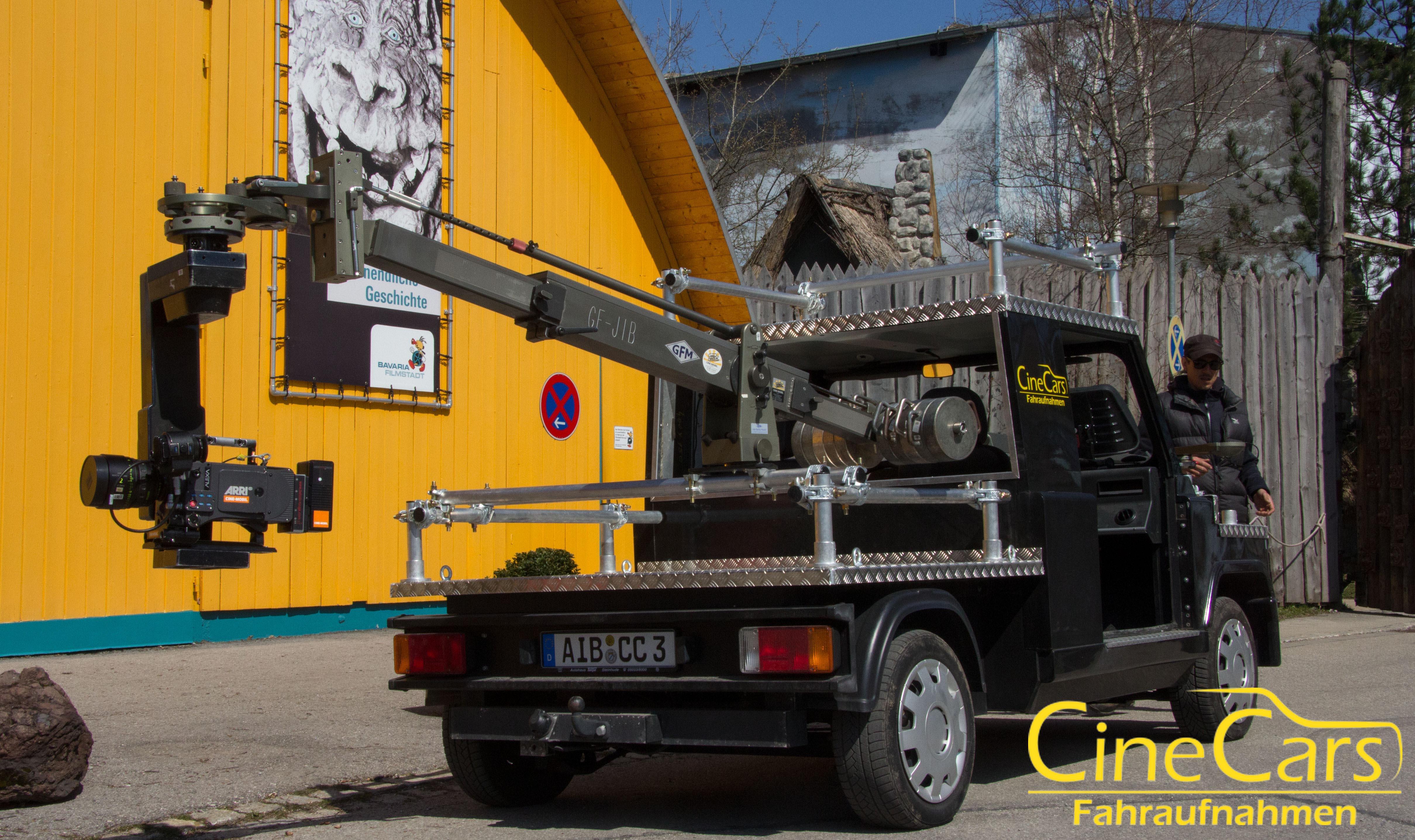 CineCar GFM JIB2