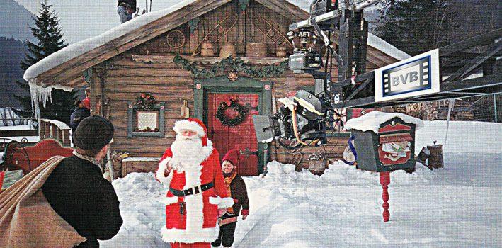 Fröhliche Weihnachten und alles Gute für 2018